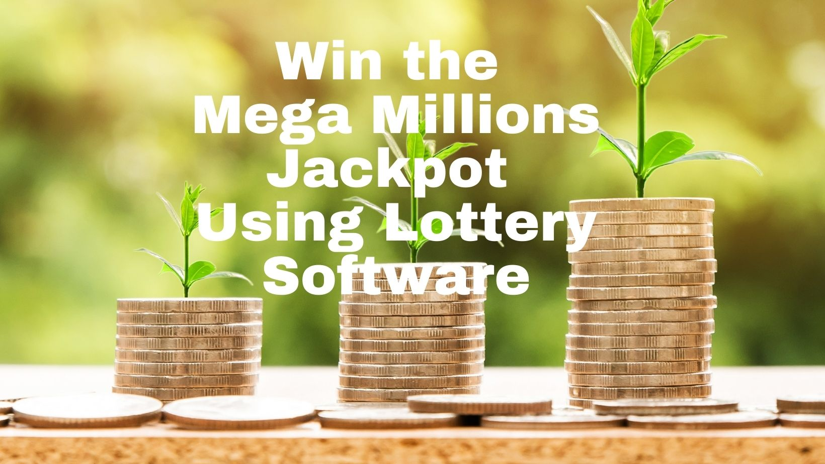 How to Win the Mega Millions Jackpot Using Lottery Software