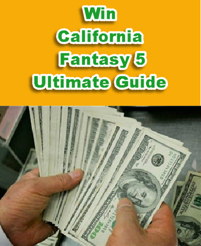 California Fantasy 5 Lottery Strategy and Software