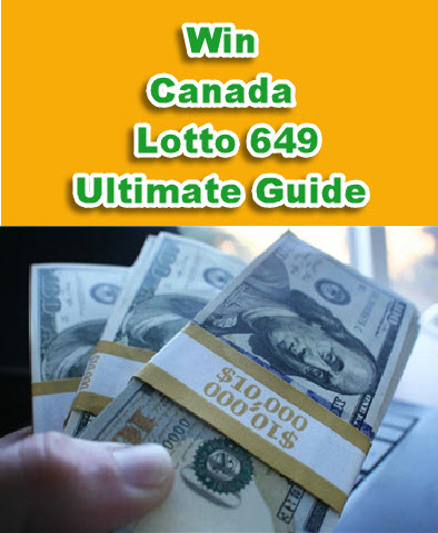 Canada Lotto 6/49 Lottery Strategies and Software Tips