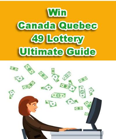 Win Canada Québec 49 Lottery