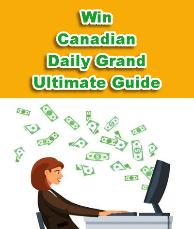 Daily Grand Lottery Strategy Software