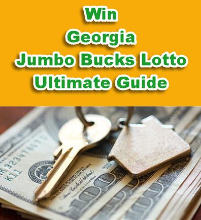 Georgia (GA) Jumbo Bucks Lotto Lottery Strategy and Software Tips