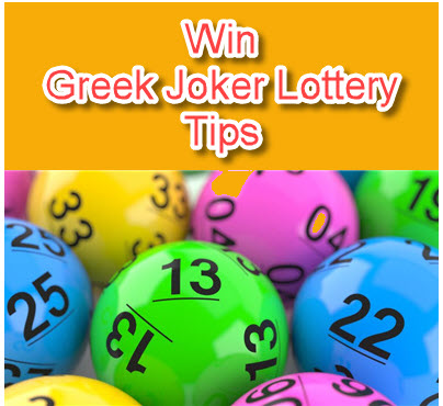Greece Greek Joker Lottery Strategies and Software Tips