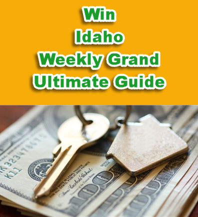 Idaho (ID) Weekly Grand Lottery Strategy and Software Tips