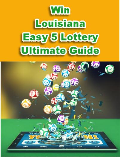 Louisiana (LA) Easy 5 Lottery Strategy and Software