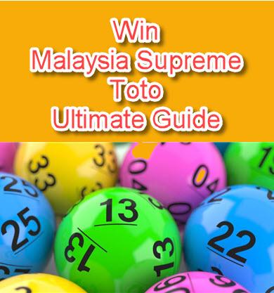 Malaysia Supreme TOTO 658 Lottery Ultimate Guide