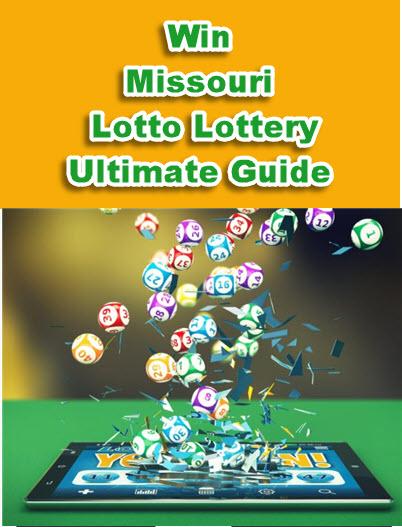 Missouri (MO) Lotto Lottery Strategy and Software