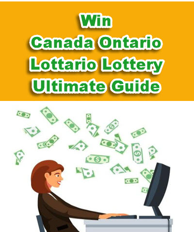 Win Ontario Lottario Lottery Strategy and Software