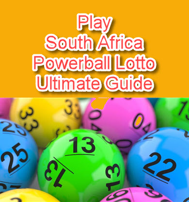 South Africa Powerball Lottery Strategies and Software Tips