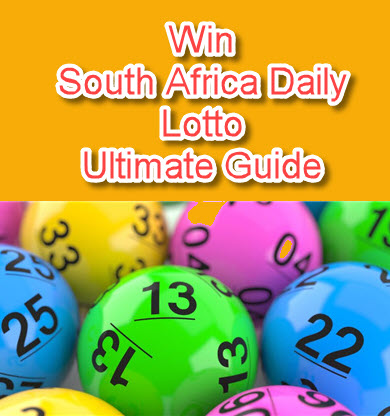South Africa Daily Lotto Lottery Strategies and Software Tips