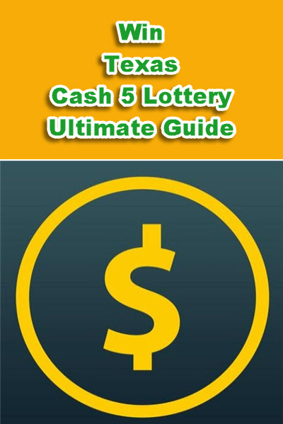 Texas (Cash 5 Lottery Strategies and Software