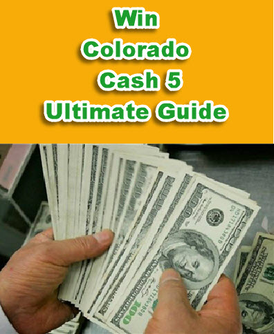 Colorado Cash 5 Lottery Strategy and Software