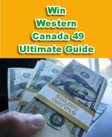 Western Canada 49 Lottery Strategy