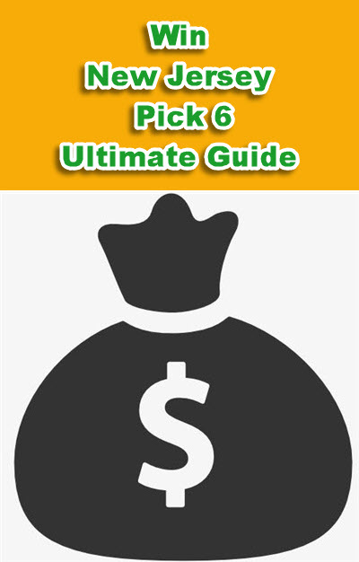 New Jersey (NJ) Pick 6 Lottery Strategies and Software